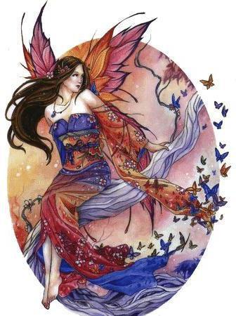 Enchantment Fairy Sticker