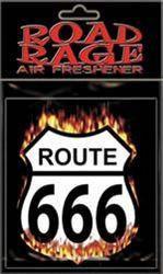 Route 666 Devil Air Freshener