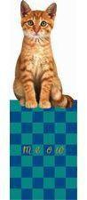 Cutie Kitten Meow Bookmark
