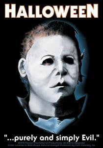 Michael Meyers Horror Halloween Sticker