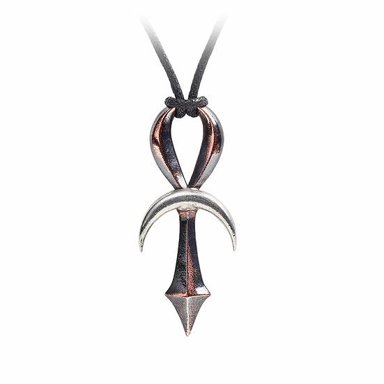 Lunaris Ankh Pendant
