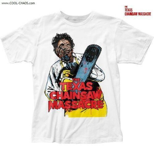 Texas Chainsaw Massacre T-Shirt / Retro Horror Leatherface Comic Tee
