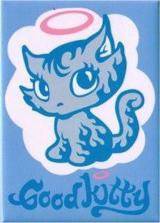 Good Kitty Magnet