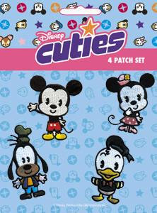 Mini Disney Babies Disney Patches Set