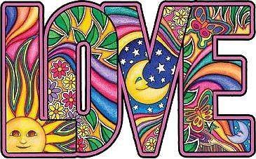 Celestial Love Sticker