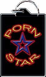 Porn Star Keychain Funny Gag Gift