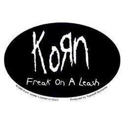 Freak on a Leash KORN Sticker