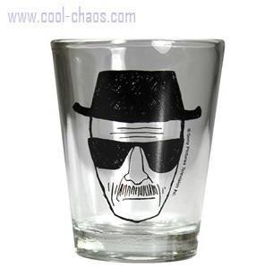 Heisenberg Breaking Bad Shot Glass