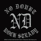 No Doubt Sticker