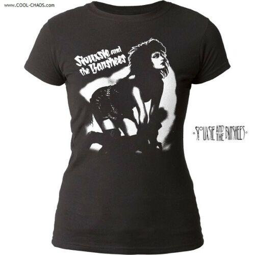 Siouxsie and the Banshees T-Shirt / Siouxsie & The Banshees Ladies Tee