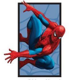 Wall Crawler Spider-Man Sticker