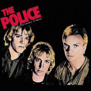 The Police Sticker #1