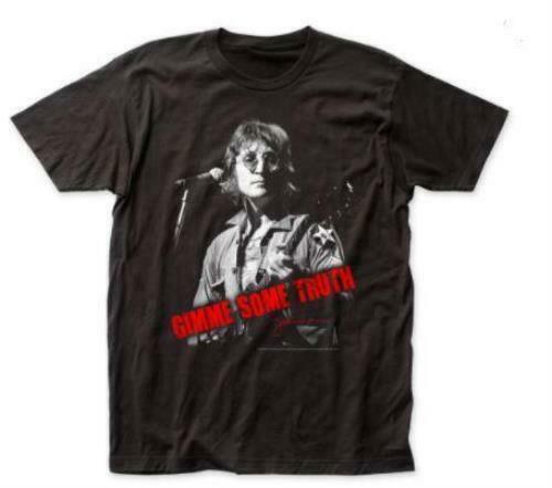John Lennon T-Shirt / John Lennon GIMME SOME TRUTH Tee