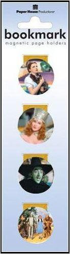 The Wizard of Oz Book Clips Memo Clips