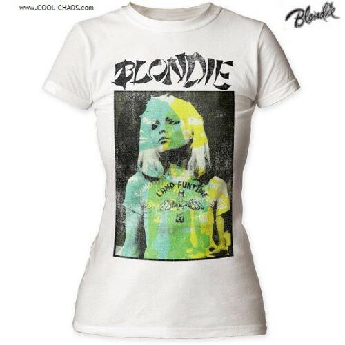 Blondie T-Shirt / Debby Harry / Blondie Bonzai Juniors Tee