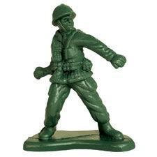 Retro Toys Army Guy Magnet