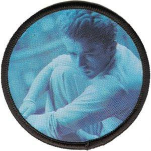 Photo Screened Picture James Dean Patch