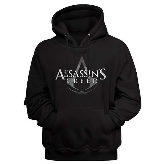 ASSASSINS CREED Hoodie / Assassin's Creed Logo Video Game Hooded Sweatshirt