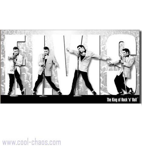 Dance Montage Elvis Sign