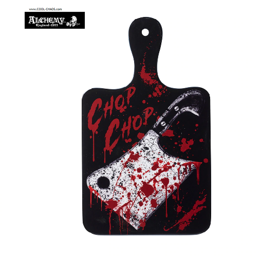 Halloween Horror Chop! Chop! Ceramic Kitchen Board