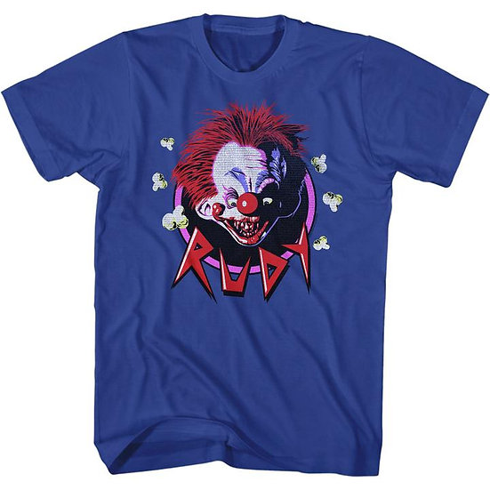 Killer Klowns from Outer Space T-Shirt / RUDY THE KLOWN TEE