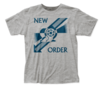 New Order T-Shirt / New Order Everything's Gone Green Rock Tee