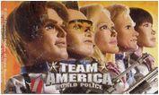 Team America Keychain- America! F*** Yea!