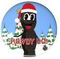 South Park Mr Hankey Howdy Ho Button