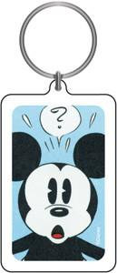Charming Mickey Mouse Keychain