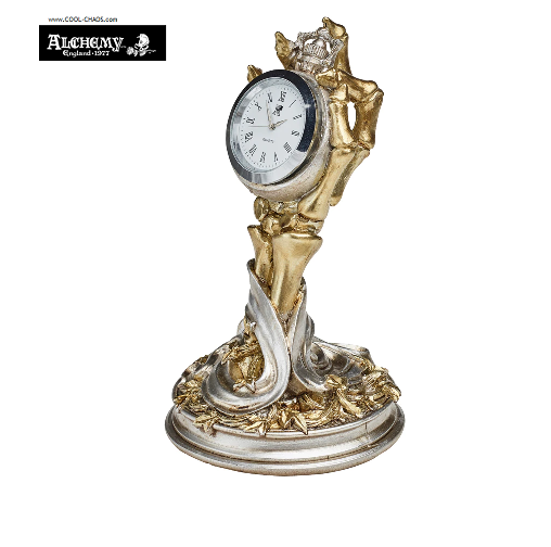 Hand from the Grave Hora Mortis Desk Clock