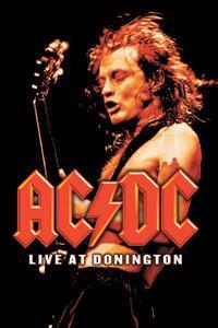 Live AC/DC Sticker