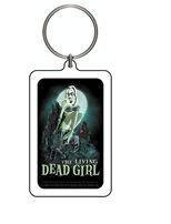 The Living Dead Girl Rob Zombie Keychain