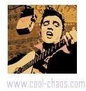 Sun Records Elvis Button