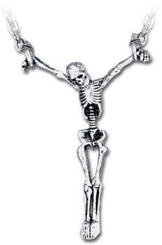Lost Soul Pendant Necklace