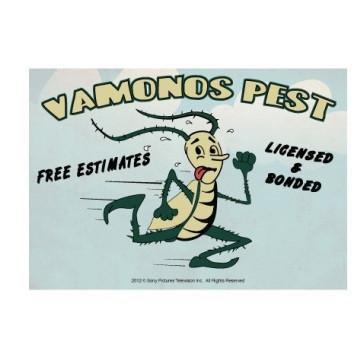 Vamonos Pest Magnet