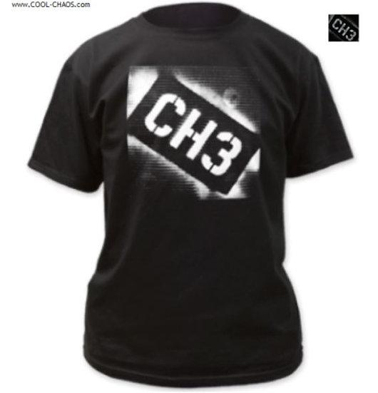 Channel 3 T-Shirt / Chan 3,CH3 Manzanar Album