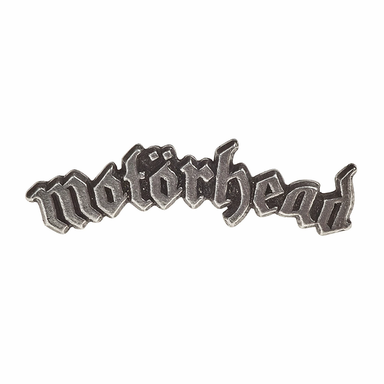 MOTORHEAD Hat Pin / Official Motorhead Metalwear Pin,Pewter Collector's Pin