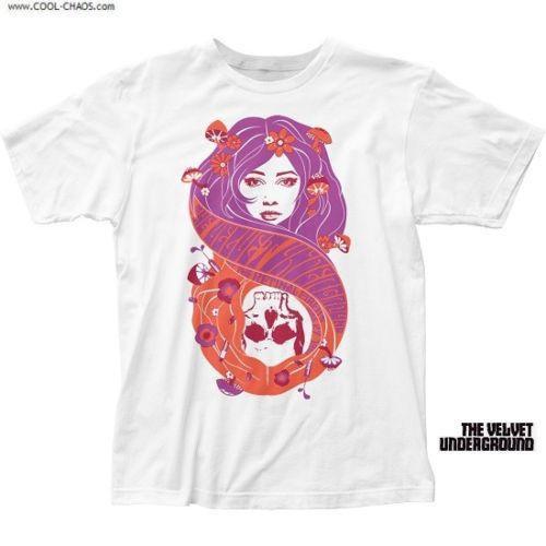 The Velvet Underground & Nico T-Shirt / Retinal Circus Rock Tee