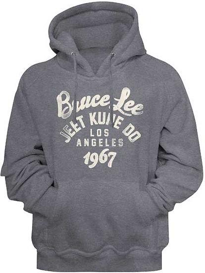 Bruce Lee Hoodie / Bruce Lee Jeet Kune Do 1967 Hooded Sweatshirt