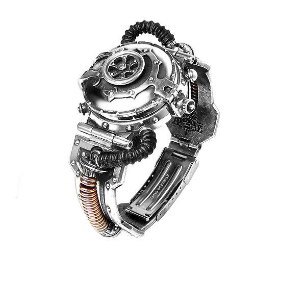 EER Steam-Powered Entropy Calibrator Steampunk Watch