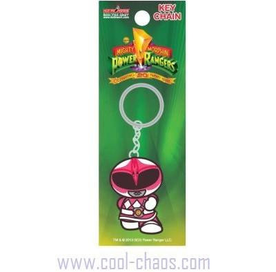 Power Rangers Pink Power Ranger Keychain