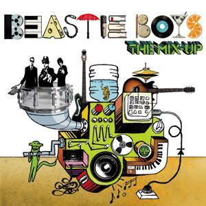 The Mix up Beastie Boys Sticker