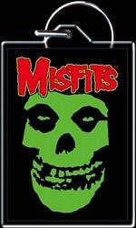 The Misfits Keychain