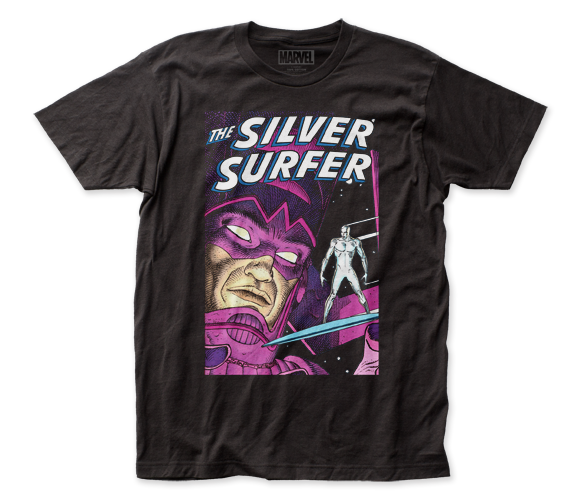 Silver Surfer T-Shirt / Marvel Comics The Silver Surfer Tee
