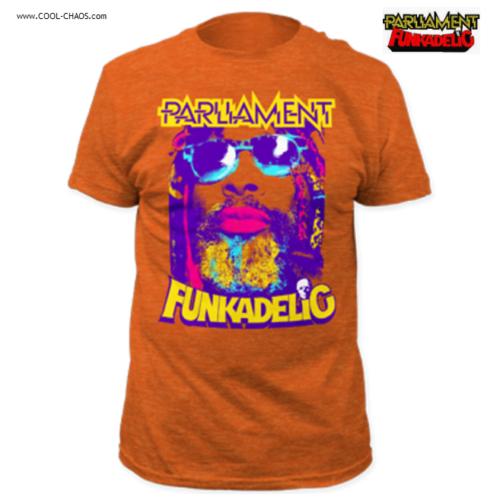 Parliament Funkadelic T-Shirt / Retro 70's Funk George Clinton Funk Tee