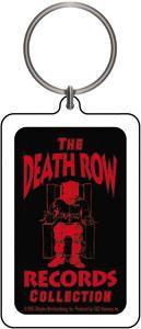 Death Row Records Keychain
