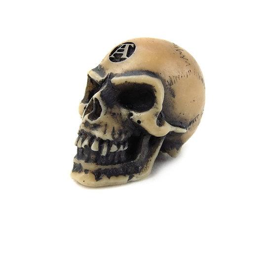 Teeny Worry Skull by Alchemy Gothic 1977