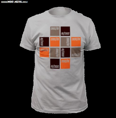 Buzzcocks T-Shirt / Buzzcocks Squares Rock Tee