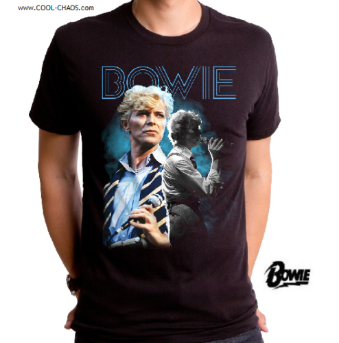 David Bowie Let's Dance T-Shirt / 80s throwback Rock Tee