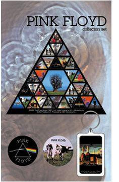 Pink Floyd Collectibles Gift Set